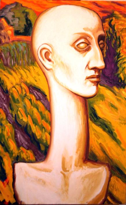 Herm Landscape 2004