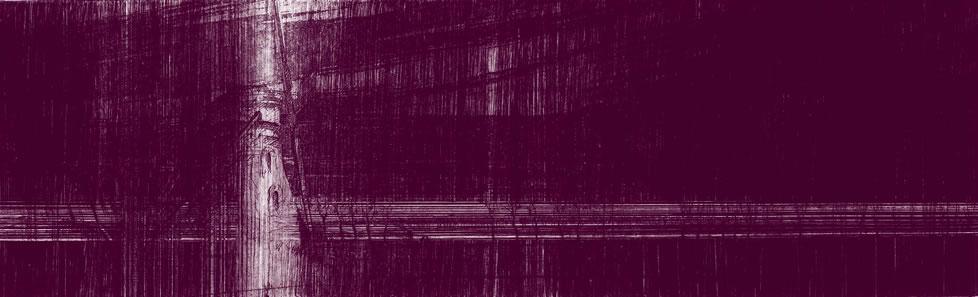 """""""L'être de mon moulin"""" - variation climatique. 34 x 10,5 cms. 4/6. Eau-forte & aquatinte. Moulin des Moëres. Belgique. 2006."""