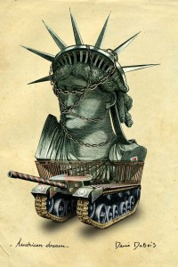 artistes-denis dubois-american dream